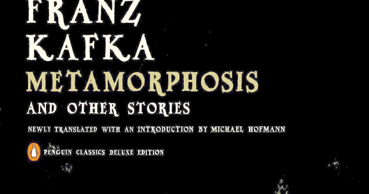 """franz kafka's """"the metamorphosis a story Metamorphosis franz kafka's metamorphosis is a chilling story of a man named gregor, who wakes one morning to find himself transformed into a giant insect as expected, his family is shocked, but tries to adjust to the situation."""